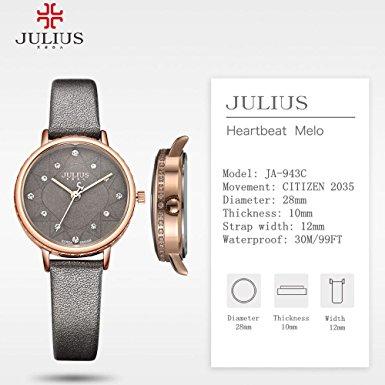 Đồng hồ nữ Julius JA-943
