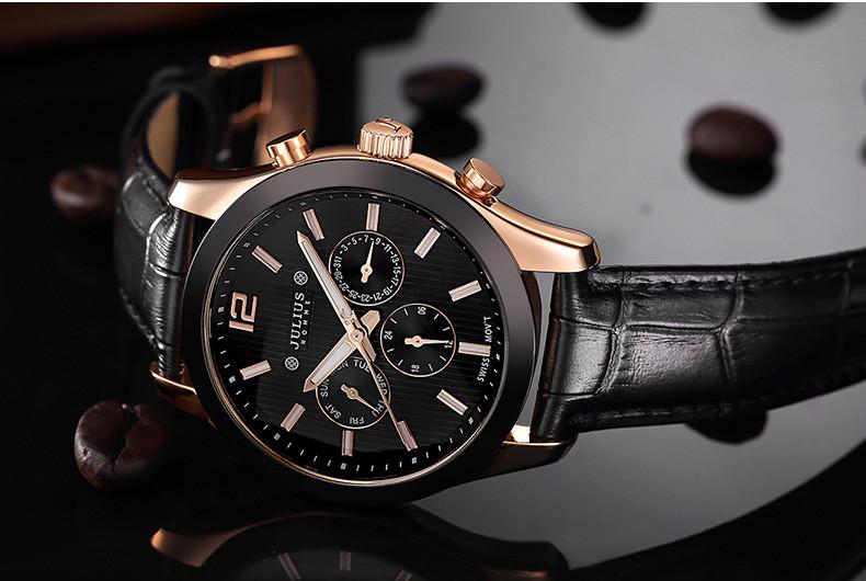 Đồng hồ nam Julius Jah-092