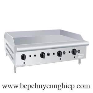 bep chien phang, bếp chiên phẵng, bếp chiên bề mặt 4 bếp, bếp chiên phẵng dài