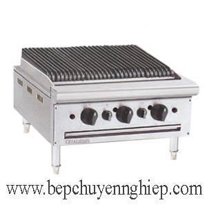 bếp nướng gas than 3 họng đốt giá rẻ