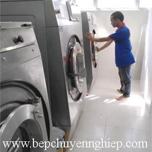 giá máy giặt công nghiệp HE 30 40 Image thái lan