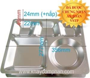 khay-com-inox-cong-nghiep, khay cơm inox inox công nghiệp 5 ngăn có nắp, khay cơm công nghiệp, mua khay cơm công nghiệp giá rẻ ở đâu, khay cơm công nghiệp tại tphcm