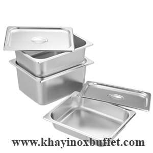 khay inox GN 1/2, khay 1/2, khay GN 1/2, cong inox 1/2, khay GN inox 1/2 tại TPHCM