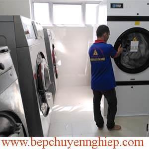 máy sấy quần áo công nghiệp DE30 DE50