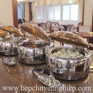 cung cấp thiết bị dụng cụ buffet trọn gói giá rẻ
