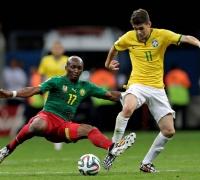 Giao hữu quốc tế: Nhật Bản 0-4 Brazil