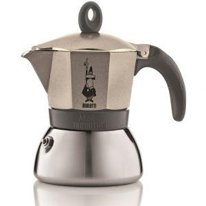 Ấm pha cà phê Bialetti Induction 3 cups màu Golden