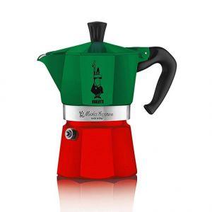 Ấm pha cà phê Bialetti Moka Express Tricolore 3 cups