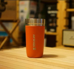 Stanley GO Series Vacuum Insulated Tumbler 500ml (16.9oz)  - Salmon