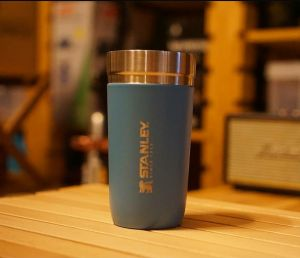 Stanley GO Series Vacuum Insulated Tumbler 500ml (16.9oz)  - Nordic Blue