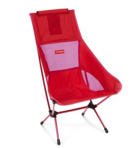 Helinox CHAIR TWO Red TRIANGLE RED BLOCK