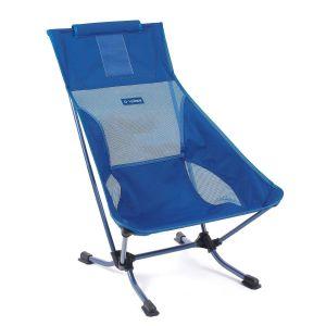 Helinox Beach Chair Blue Block