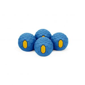 Helinox Vibram Ball Feet set 45mm Ocean Blue