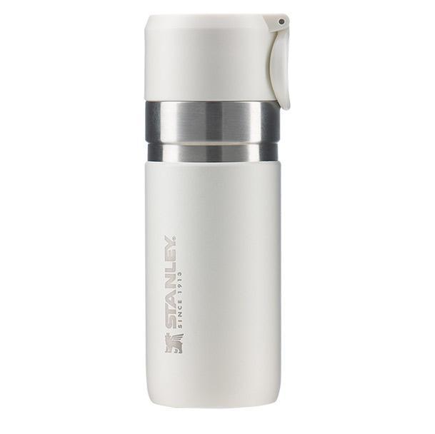Stanley - Go Insulated Vacuum Bottle - 12.5oz (380ml) - Cream