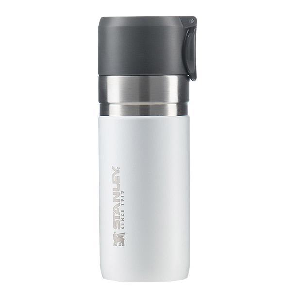 Stanley - Go Insulated Vacuum Bottle - 12.5oz (380ml) - Polar White