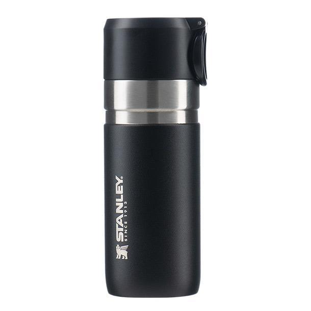 Stanley - Go Insulated Vacuum Bottle - 12.5oz (380ml) - Matte Black