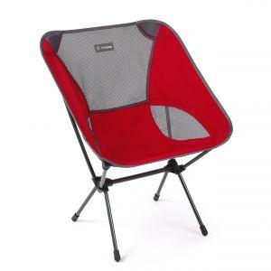 Helinox Chair One L Scarlet Iron Block