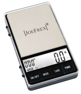 JoeFrex Digital Barista Scale with Timer