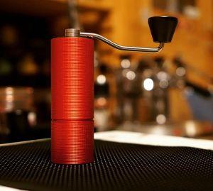 Cối xay cà phê Timemore Chestnut C2 phiên bản 2021 màu đỏ