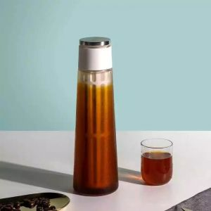 Bình ủ cà phê Timemore Cold Brew 600ml - White