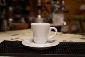 Ly sứ màu trắng espresso Ancap Favorita 70ml