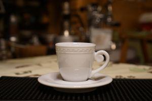 Ly sứ màu trắng espresso Ancap Accademia 80ml