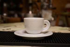 Ly sứ màu trắng espresso Ancap Edex 60ml