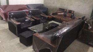 Bàn ghế bộ sofa kiểu nhật tay gỗ giá rẻ