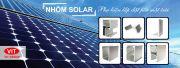 Nhôm Solar - Phụ kiện lắp đặt pin mặt trời