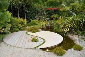 Bạn có muốn thiết kế sân vườn tiểu cảnh mang phong cách thiền?