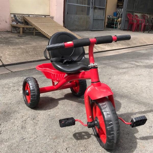 Xe đạp 3 bánh (đỏ)