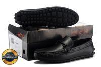 Giày công sở, giày tăng chiều cao giày tây, giày da nam ECCO 2018. Mã EC006