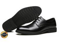 Giày công sở, giày tăng chiều cao giày tây, giày da nam ECCO 2018. Mã EC010