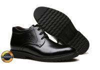 Giày công sở, giày tăng chiều cao giày tây, giày da nam ECCO 2018. Mã EC012