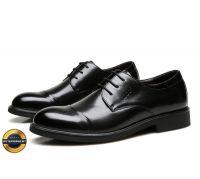 Giày công sở, giày tăng chiều cao giày tây, giày da nam ECCO 2018. Mã EC018