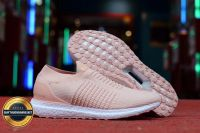 Giày Thể Thao Adidas Ultraboost Laceless 2018, Mã Số BC106