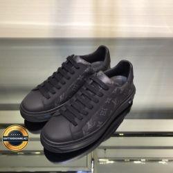 Giày da nam hàng hiệu cao cấp  LV 2018. Mã BC1051
