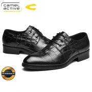 Giày da, giày tây nam chính hãng Camel Active. Mã BC18177A