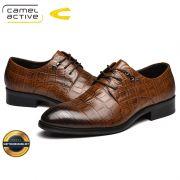 Giày da, giày tây nam chính hãng Camel Active. Mã BC18177B