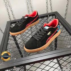 Giày Thể Thao Puma Suede Classic X Santa Cruz50, Mã số BC598