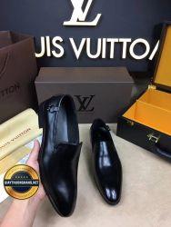 Giày Da Nam Hàng Hiệu Cao Cấp LOUIS VUITTON 2018, Mã Số BC1069