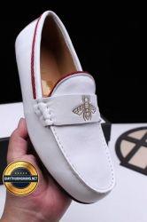 Giày Da Nam Hàng Hiệu GUCCI Mẫu Mới 2018, Mã Số BC1106