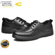 Giày da, giày tây nam chính hãng Camel Active. Mã BC18156B