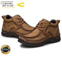 Giày Da, Giày Tây Nam Chính Hãng Camel Active. Mã BC18235A