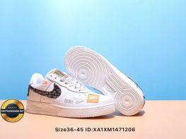 Giày Nike air force 1 đế bằng, Mã số BC2268