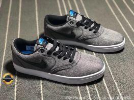 Giày Đế Bằng Nike SB Check Solar 2019, Mã Số BC2398