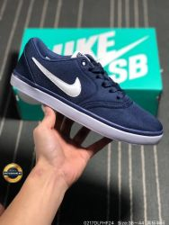 Giày Đế Bằng Nike SB Check Solar 2019, Mã Số BC2399