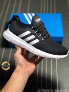 Giày Thể Thao Đôi Adidas Neo Cloudfoam BC2402