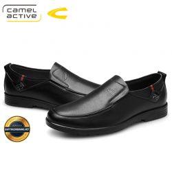 Giày da lười, giày tây nam Camel Active 2019, Mã BC19265
