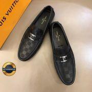 Giày Da Nam Hàng Hiệu LV 2019. Mã BC2512